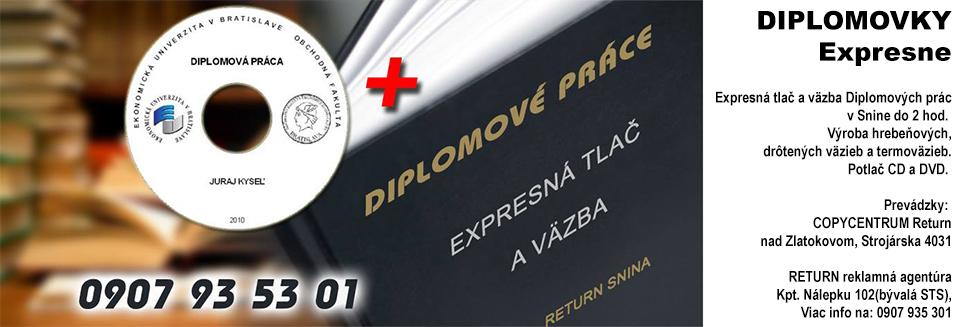 Diplomovky-expresne-Snina